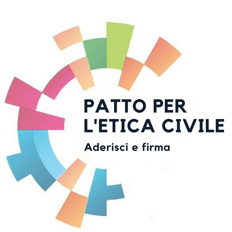 Firma il Patto per l'Etica civile